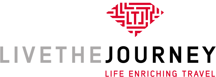 Live The Journey Logo