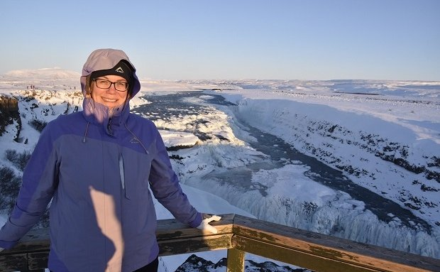 Stella shares her travel memories of Iceland