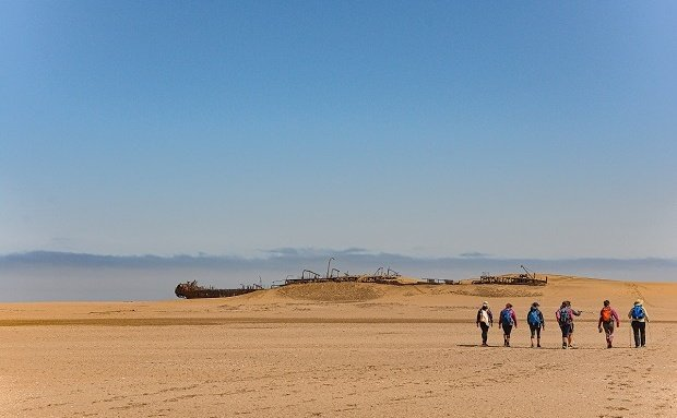 The Namib100 Hike - in a bucket-list league of its own