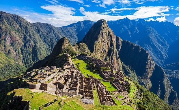 Peru:  Wild landscapes and ancient wonders
