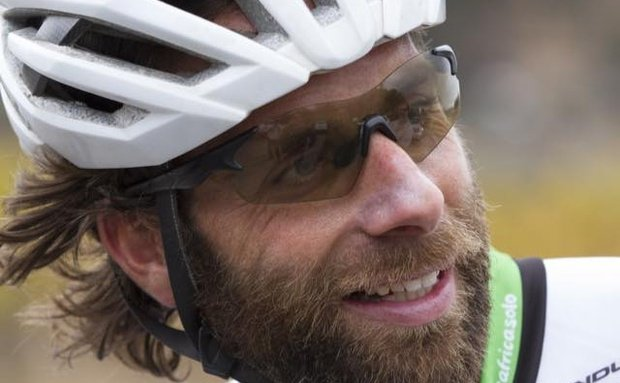 Mark Beaumont cycles 10 000km down the length of Africa in 42 days to set a new world record