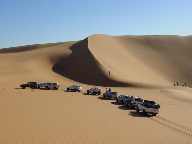 Faces of the Namib 4x4   Live The Journey