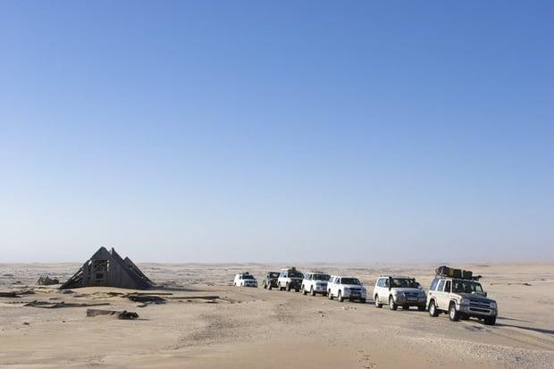 Lüderitz to Walvis Bay 4x4   Live The Journey