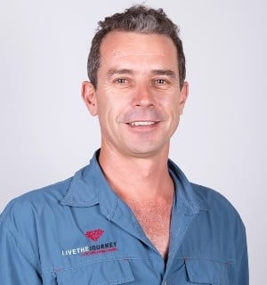 Johan van Tonder – Director of Contracting