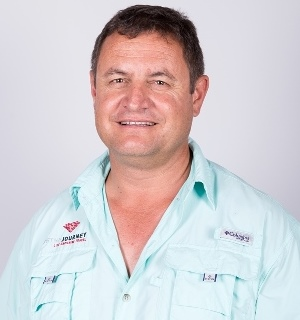 Jurgens Schoeman –  Group Managing Director